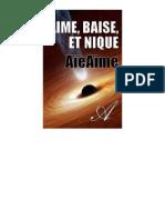 AIEAIME-Aime Baise Et Nique