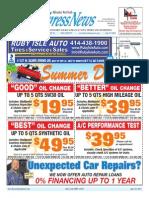 Milwaukee West Express News 06/19/14