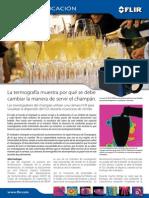 La Termografía y El Champagne_ES