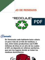 Presentacion de Reciclajereciclaje 1