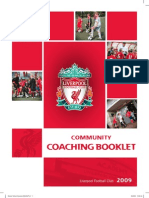 Liverpool Fc Academy Coaching Manual