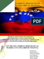 Diapositiva Sobre Violencia de Genero