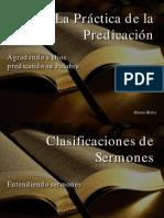 La Practica de La Predicacion Presentacion