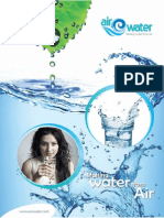 Air o Water Brochure