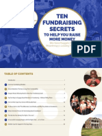 The Winkler Group - 10 Fundraising Secrets
