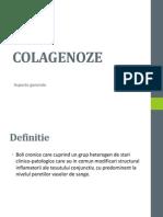 Colagenoze-Generalitati