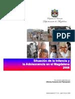 OAP Diagnóstico Magdalena Infancia y Adolescencia 2008