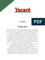 Sepulveda Luis - Yacare