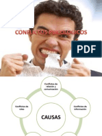 CONFLICTOS PSICOLOGICOS