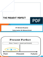 The Present Perfect Lesson