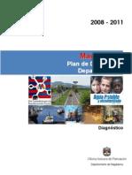Plan de Desarrollo Departamental 2008 - 2011 Diagnóstico