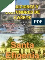 Tradiciones y Costumbres de Cañete - Historia (1)