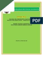 Plan 11872 2014 Informe Final Presupuesto Participativo