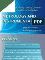 Metrology Assignment PPT