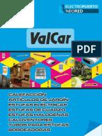 Catalogo Valcar - Electropuerto