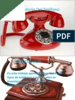 La Historia Del Telefono