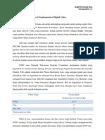 Fundamental of Digital Video (Ind)