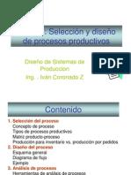 seleccion procesos