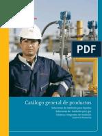 (SB0A001S) Catálogo Geral de Produtos - Espanhol