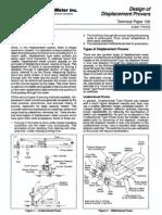 (TP0V002) Design of Displacement Provers