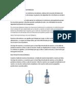 Diseño de Reactores No Isotermicos