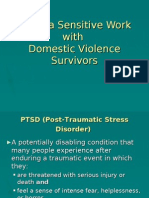 3338823 Trauma Sensitive Work With Domestic Violence Victims[1]