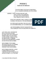Poemul - Anul Nou de Indurare
