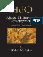 Spink Ajanta. Volume 2, Arguments About Ajanta