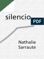 6805474 Nathalie Sarraute El Silencio