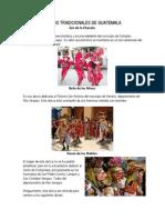 Danzas Tradicionales de Guatemala
