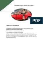 Marketing Directo Con El Coche Audi a3