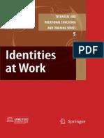 Alan Brown, Simone Kirpal, Felix Rauner - Identities at Work