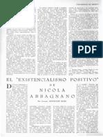 Existencialismo Positivo