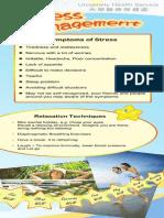 HKU - Stress Management