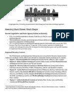 Better Neighbors Reentry Fact Sheet No 3 Next Steps
