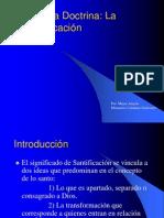 Novena Doctrina - La Santificación