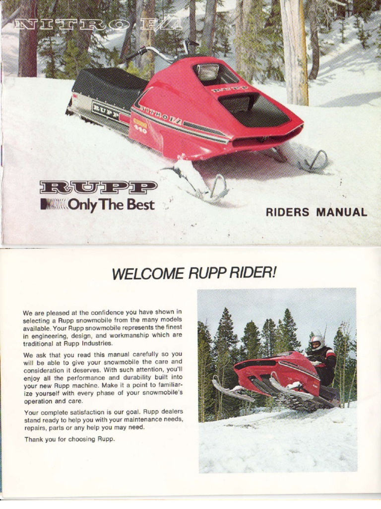 File  Rupp Snowmobile Wiring Diagram