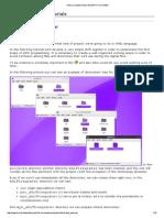 VHDL Simulation Tutorials [INFN Torino Wiki]