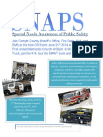 Special Needs Awareness of Public Safety(1)