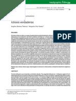 Ictiosis y Pseudoictiosis