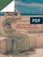 May Antoinette - La Mujer de Poncio Pilato