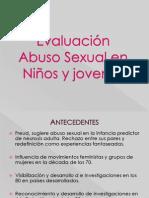 Diagnostico Clinico Del Abuso Sexual