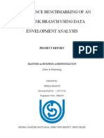 Benchmarking the Performance of Axis Bank With Data Envelopment Analysis-libre
