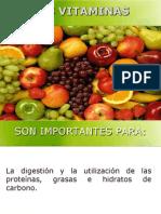 biologia vitaminas