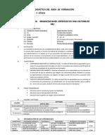 II UNIDAD   DIDÁCTICA FCC_1°_2014