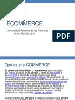 e Commerce Clase 2014
