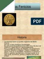 Los Fenicios Historia
