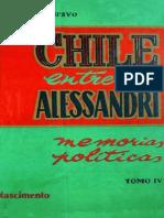 Alessandri Memorias