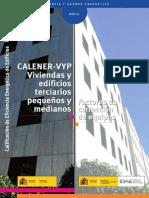 CALENER 06 VYP Factores Correccion A2009 A