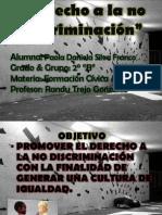 Derecho a La No Discriminacion-1